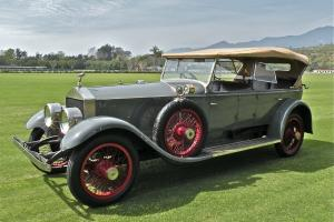 1920 Rolls-Royce Silver Ghost Pall Mall Dual Windscreen Tourer