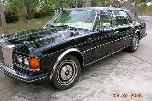 1985 Rolls Royce, silver Spur, 37,117 miles,great condition,nice interior,paint. Photo
