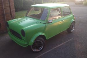 Rover Mini Pro Motive R1 Track Car Photo