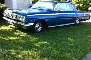 Chevrolet Impala 1962 4D Hardtop 2 SP Automatic 4 6L Carb in Deeragun, QLD
