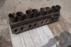 1934 BUGATTI TYPE 57 8 CYLINDER ENGINE BLOCK for Sale