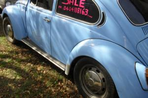 1971 VW Beetle in Smithfield, NSW