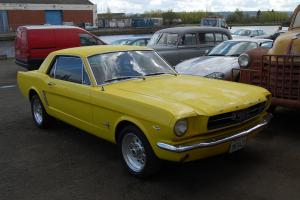 1965 Ford Mustang V8 UK reg ready to drive away