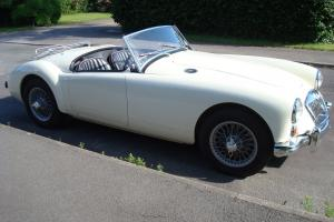 MGA 1600 MkII Roadster 1962 Photo