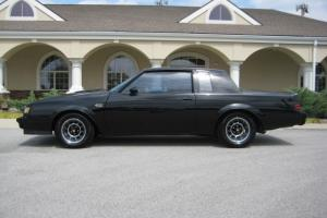 "Buick Regal Grand National 1986 37K Miles ""WOW"" !!!"