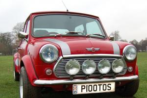 2000 ROVER CLASSIC MINI SEVEN SPORT 1.3 Only 24,730 Miles from New!!!