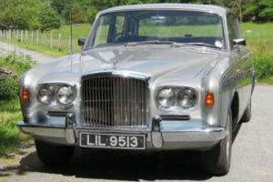 1967 Bentley T Type Saloon SBH2508
