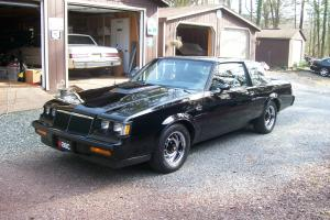 """BUICK GRAND NATIONAL 1986 """" 9945 MILES"""""""
