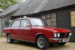 TRIUMPH DOLOMITE 1850 SALOON - JUST 18K MILES FROM NEW !!
