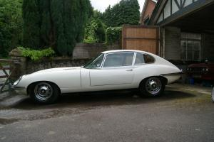 Jaguar E-Type - Series 2