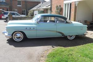 Buick special coupe 1953