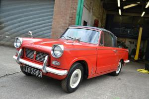 Survivor Condition 1966 Triumph Herald 1200 Convertible, 27,000 miles Photo