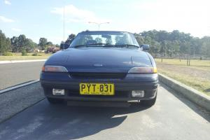 1991 Ford Capri Convertible Automatic Rego in Glenmore Park, NSW
