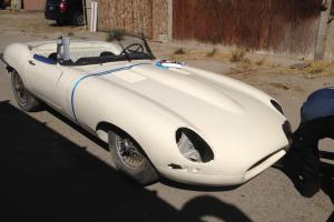Jaguar E-Type 3.8 Roadster Photo