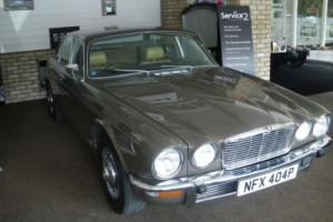 1976 Jaguar XJ Petrol Automatic Brown