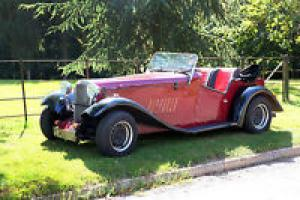 JC Midge Triumph based Kit Car