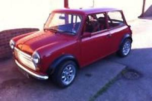 Exceptional Mini Mayfair 1275cc