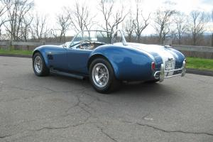 Shelby Cobra,The Real Deal 1965 427 Side Oiler