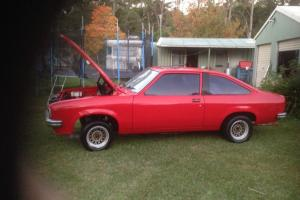 Holden Torana Hatch