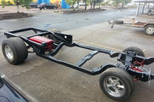 Reconditioned Holden 1 Tonner Chassis Suit Project Hotrod Monaro