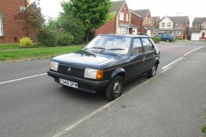VERY RARE TALBOT HORIZON LE 1 FAMILY OWNED FROM NEW TALBOT SUNBEAM BIG BROTHER