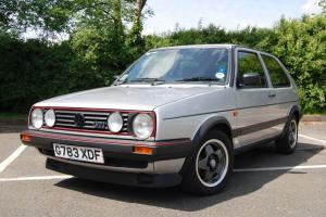 Golf GTi Mk2, '1G' narrow-bumper model, 2-owners, 28000 miles, amazing condition