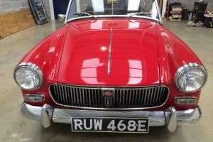 1967 MG MIDGET OSELLI TUNED 1275cc *** OVER 30 PHOTOS AND VIDEO WALKAROUND ***