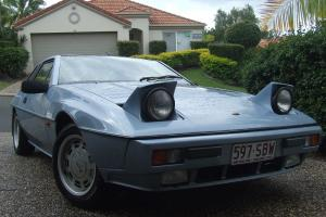 Lotus Excel SE 2 2 1986 2D Coup 5 SP Manual 2 2L Twin Carb in Mudgeeraba, QLD