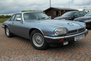 Jaguar xjs coupe 1990 Photo
