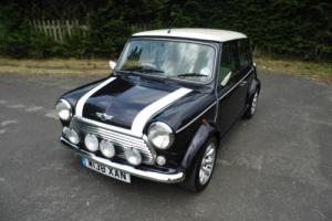 Rover Mini Cooper in Anthersite Grey only 22,000 miles