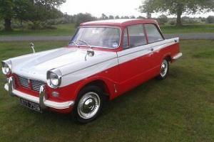 Triumph Herald 1200 1964 in show condition