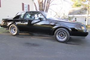 87 WE2 Grand National TTops 13k Documented orig miles