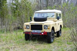 ROVER 3.5 WITH MANY DEFENDER PARTS Photo