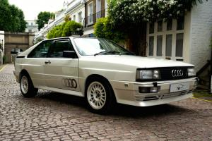 Audi UR Quattro (1987) Photo