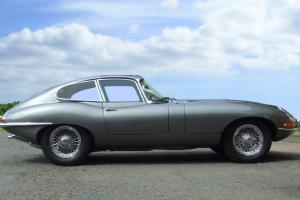 jaguar e type 1962 FHC RHD Photo