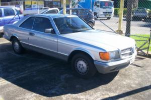 Mercedes Benz 380 SEC 1983 2D Coupe 4 SP Automatic 3 8L Electronic F INJ in Berkeley, NSW
