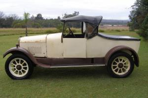1926 Clyno 2 Seater Vintage CAR