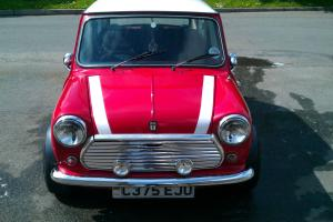 Classic Austin Rover Mini Mayfair