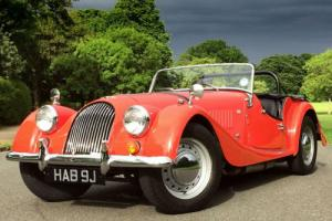 1971 Morgan 4/4 - 2 SEATER ROADSTER - FULL HISTORY - TAX EXEMPT Photo