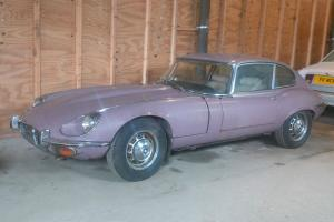 1973 JAGUAR E-TYPE S3 5.3 V12 - RARE MANUAL - WONDERFUL INVESTMENT OPPORTUNITY..
