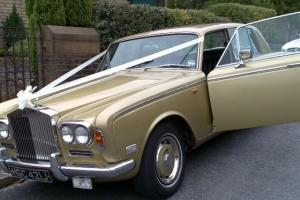 Rolls Royce Silver Shadow Tax Exempt