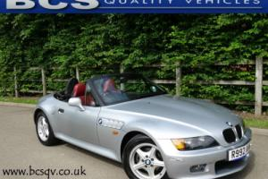 1997 R Bmw Z3 2 8 Roadster Manual In Silver With