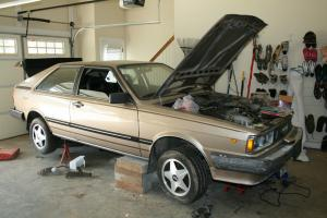 1982 Audi Coupe GT - Project Car - Barn Find