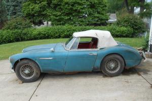 1964 Austin Healey 3000 BJ8 Mark 111 Photo