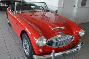 1963 Austin  Healey 3000 MK 2 in excellent condition.