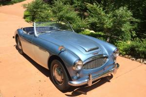1960 Austin Healey 3000 MK1 Photo
