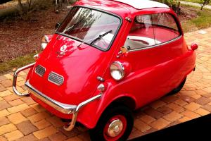 1957 BMW Isetta 300 ** MICRO CAR