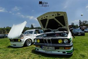 1988 BMW 535i  E28 ALPINA B9 INSPIRED  BY MANOFIED RACING SER: 012