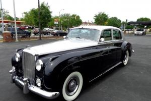 1960 Bentley S2 - 55K - 4 Door Salon Photo