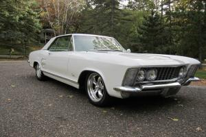 Vintage 1963 Buick Riviera 63 numbers matching 401 Nailhead  no reserve